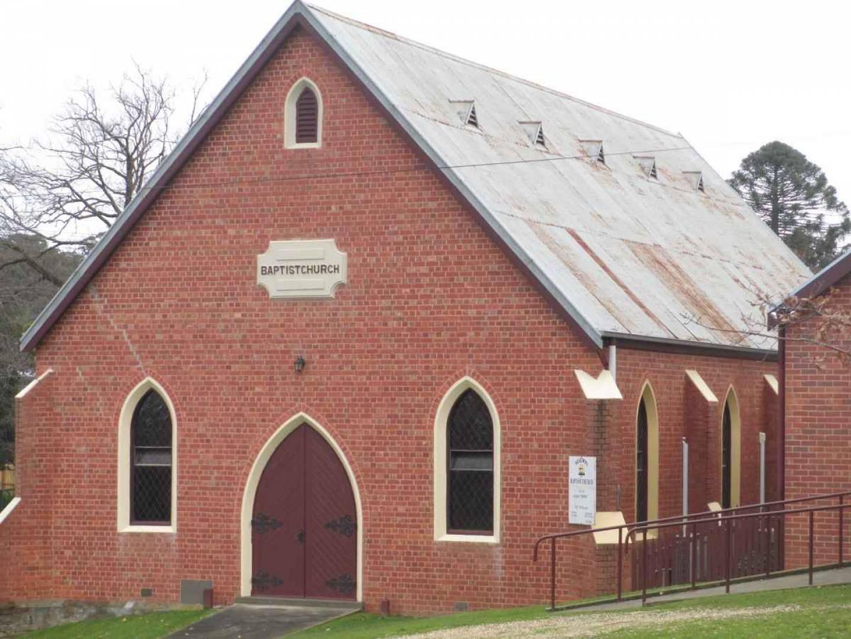 Maldon Baptist Church