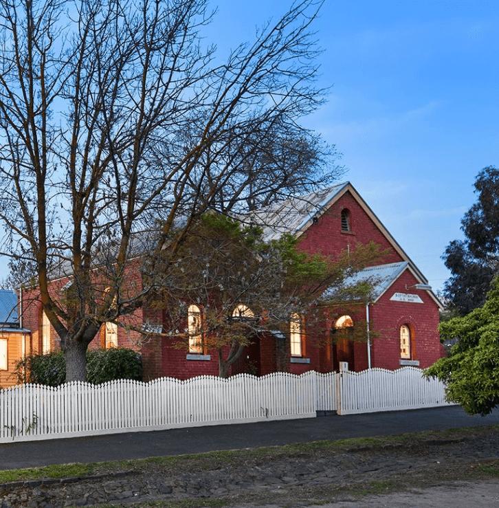 Maldon Baptist Church - Former