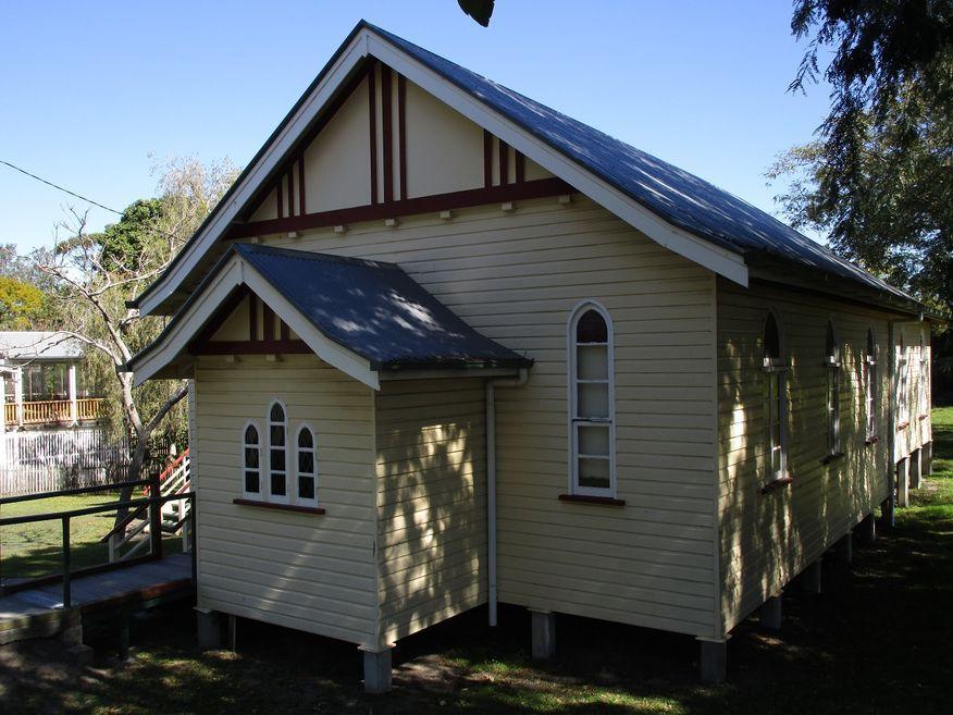 Manly-Lota Presbyterian Church