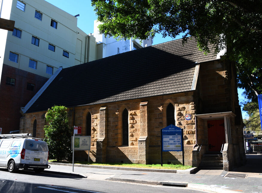 Manly Congregational Church