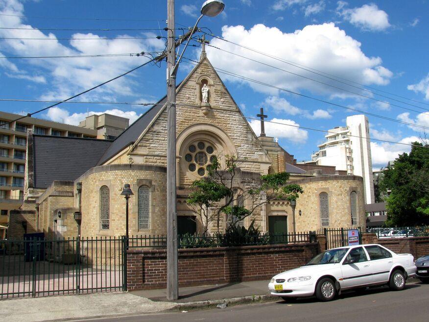 Manly Freshwater Parish