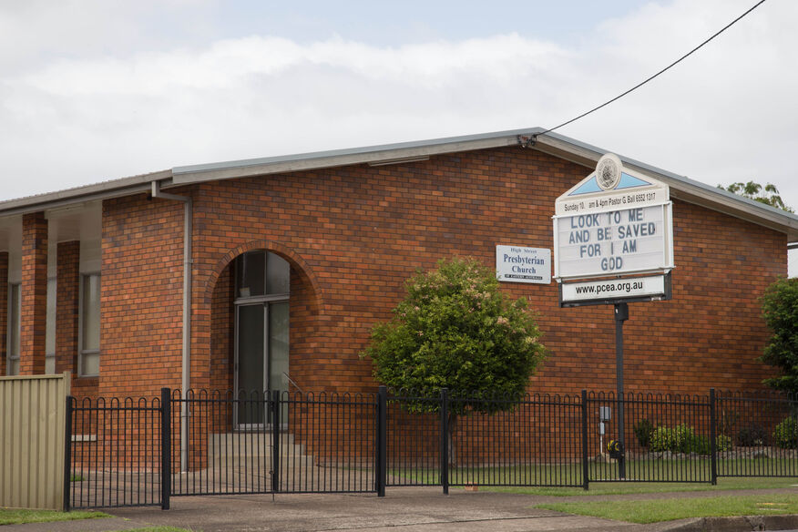 Manning Presbyterian Church of Eastern Australia (Manning PCEA)