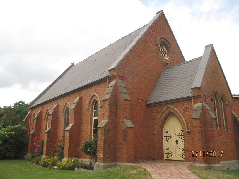 Mansfield Uniting Church