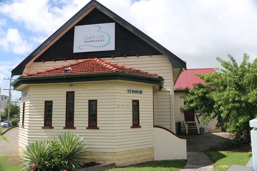 Maroochydore Methodist Church - Former