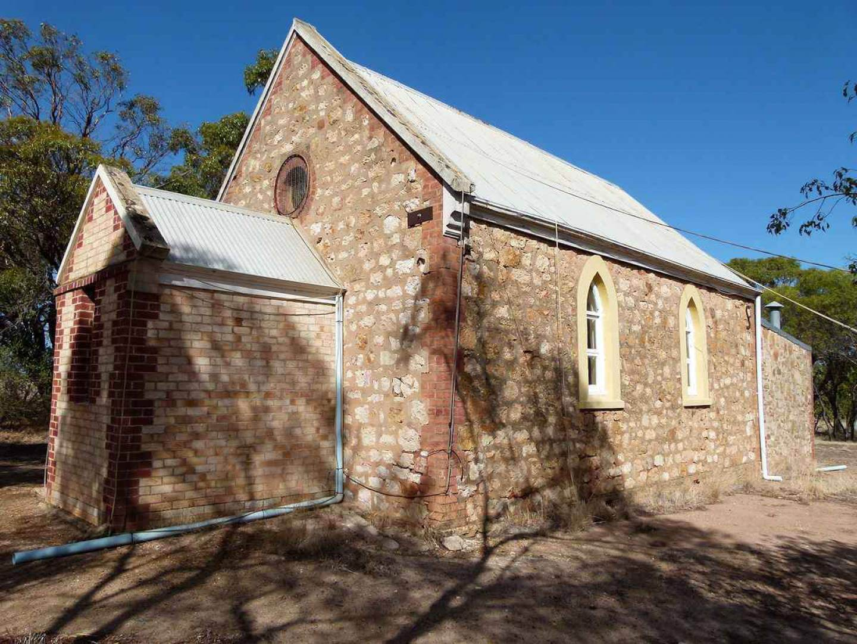 Marracoonda Baptist Church