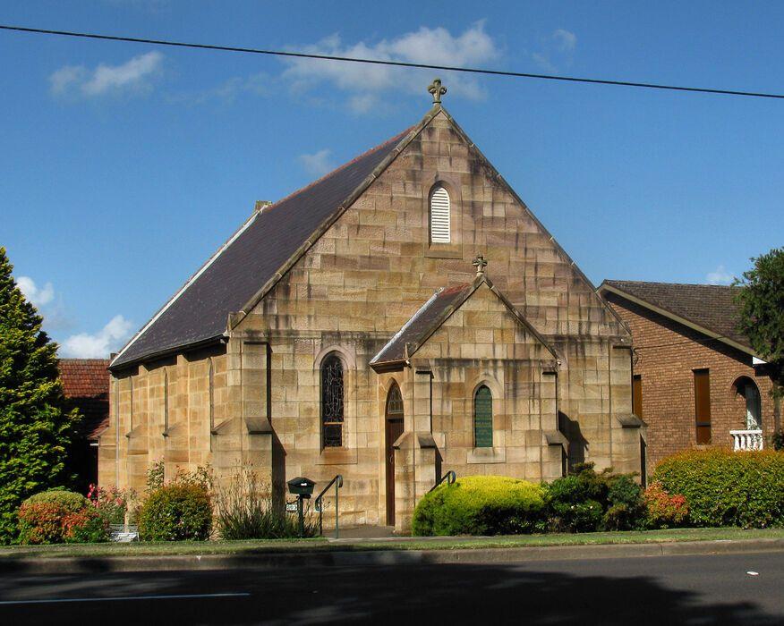 Marsden Road Uniting Church