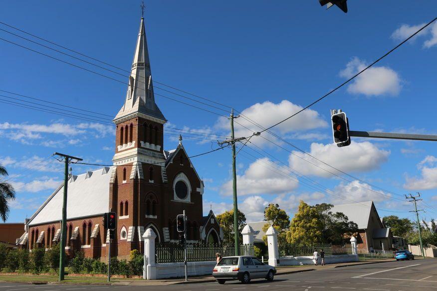 Maryborough/St Stephens's Uniting Church