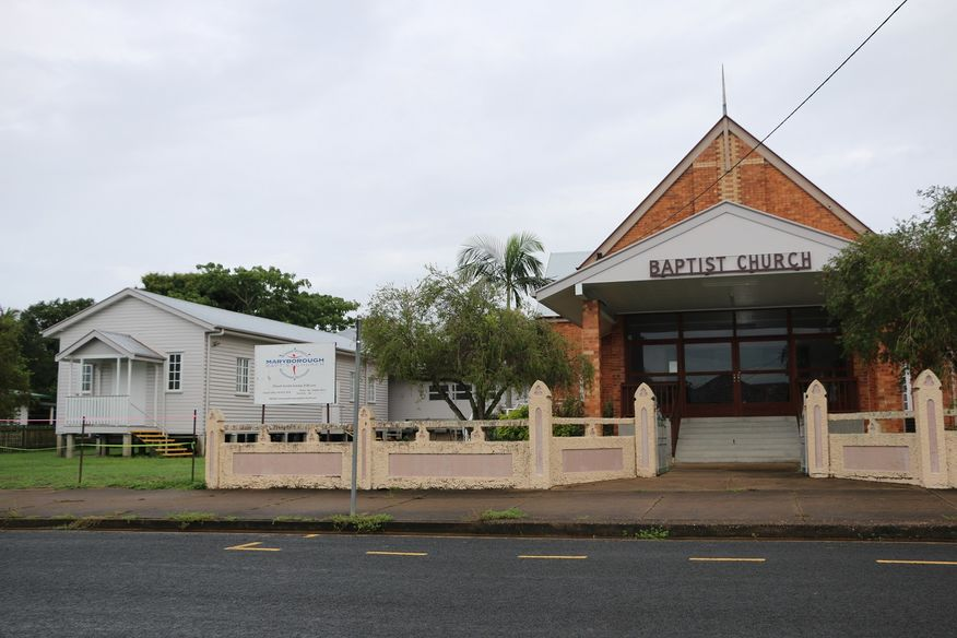 Maryborough Baptist Church