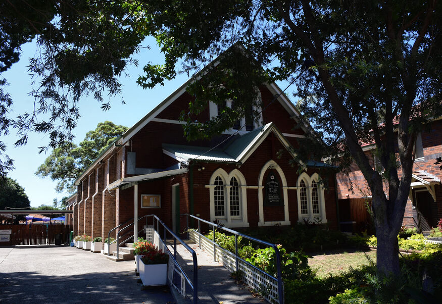 Mascot Wesley Uniting Church