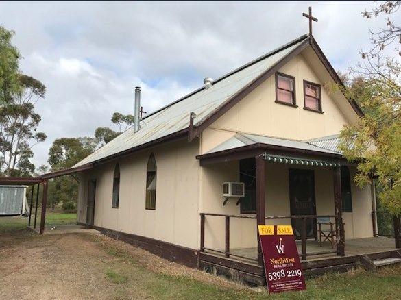 Memorial Park Drive Catholic Church - Former