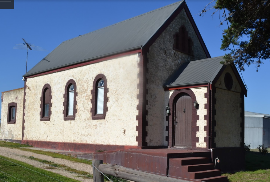 Meningie Lutheran Church - Former