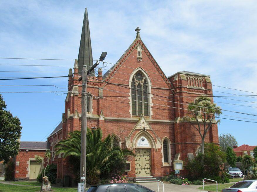 Mentone Uniting Church