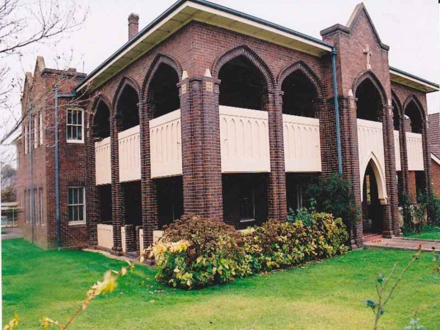 Mercy Catholic Convent - Former