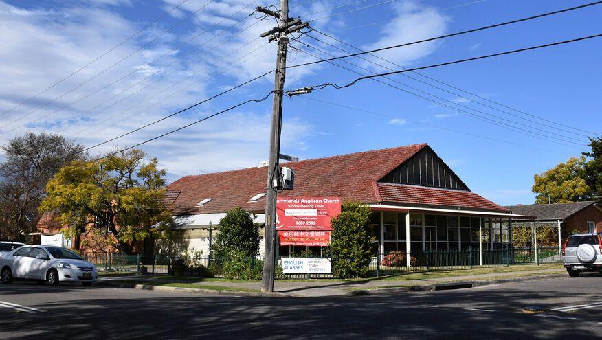 Merrylands Anglican Church