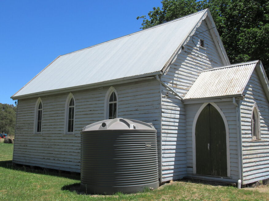 Merton Uniting Church - Former