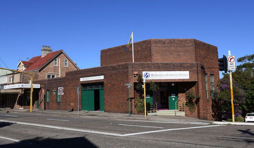 Metropolitan Community Church Sydney