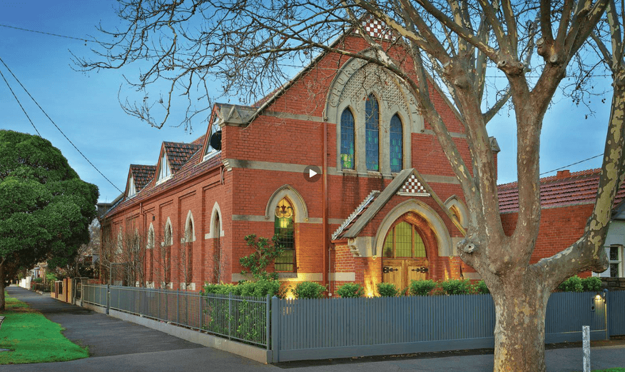 Middle Park Church of Christ - Former