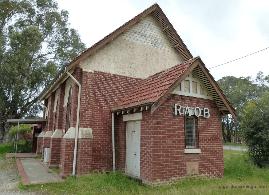 Middle Swan Church - Former