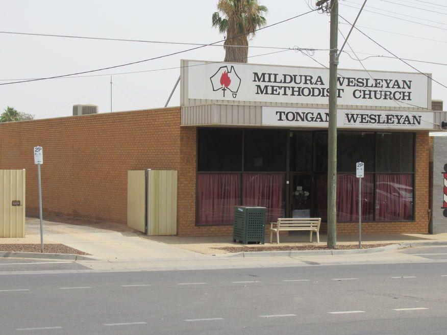 Mildura Tongan Wesleyan Methodist Church