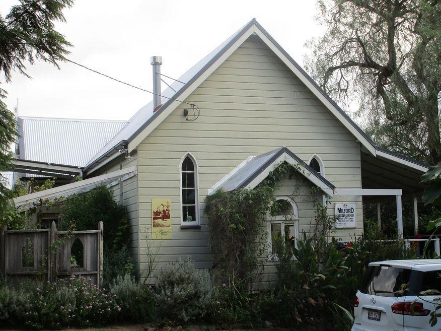 Milford Uniting Church - Former
