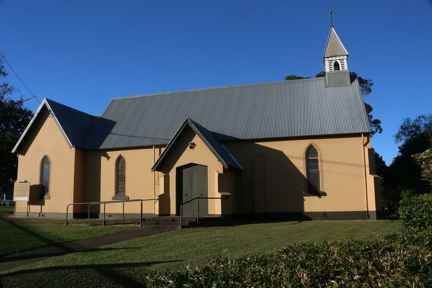 Milton Anglican Church