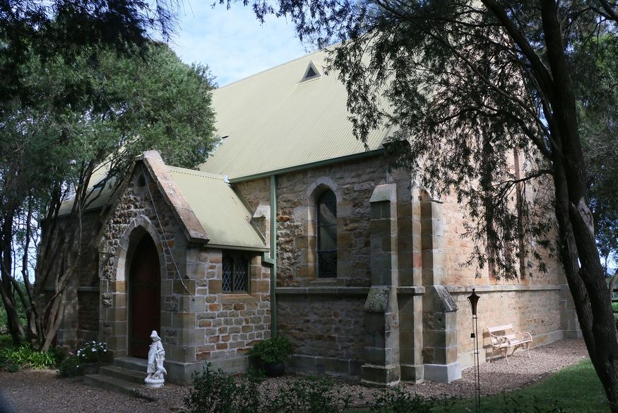 Milton Uniting Church - Former