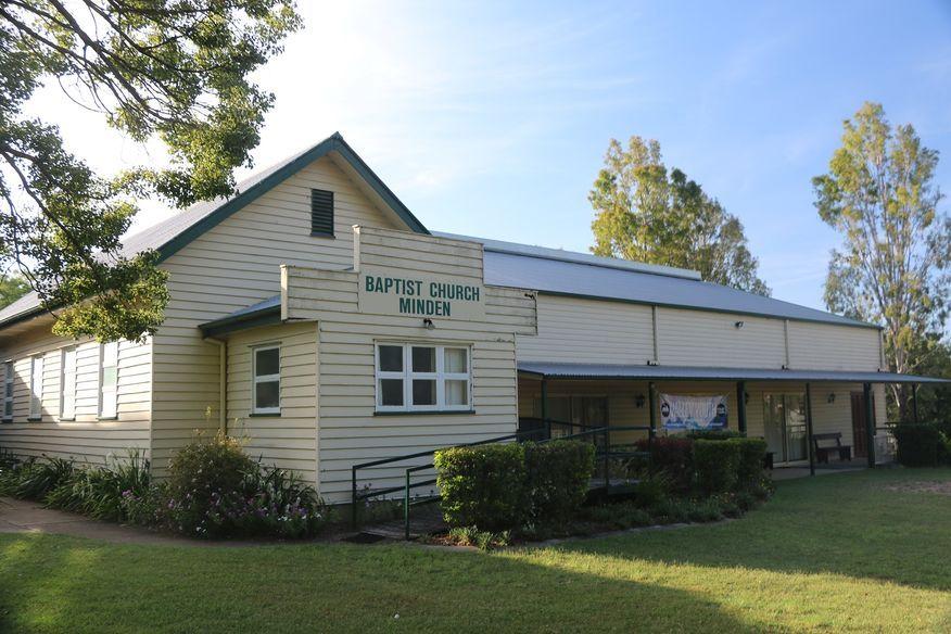 Minden District Baptist Church