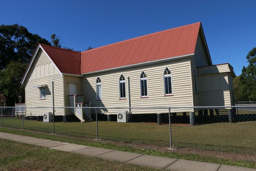 Moggill Uniting Church - Old Church