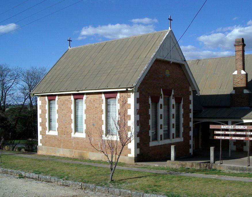 Molong Baptist Church - Former