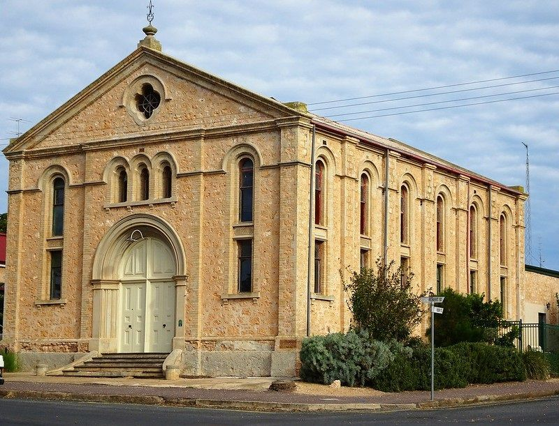 Moonta Church of Christ - Former