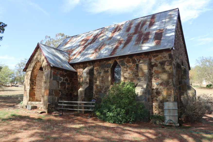 Moorilda Anglican Church - Former