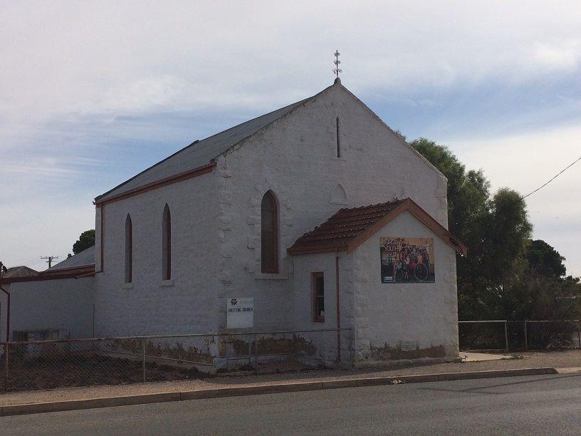 Morgan Uniting Church - Former