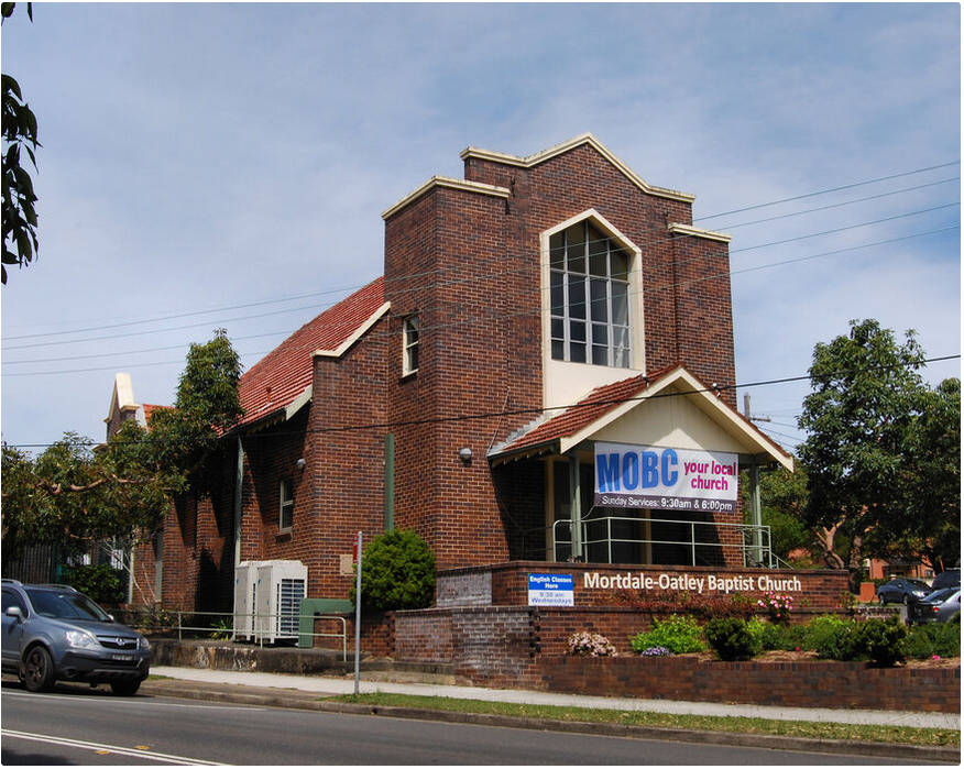 Mortdale-Oatley Baptist Church