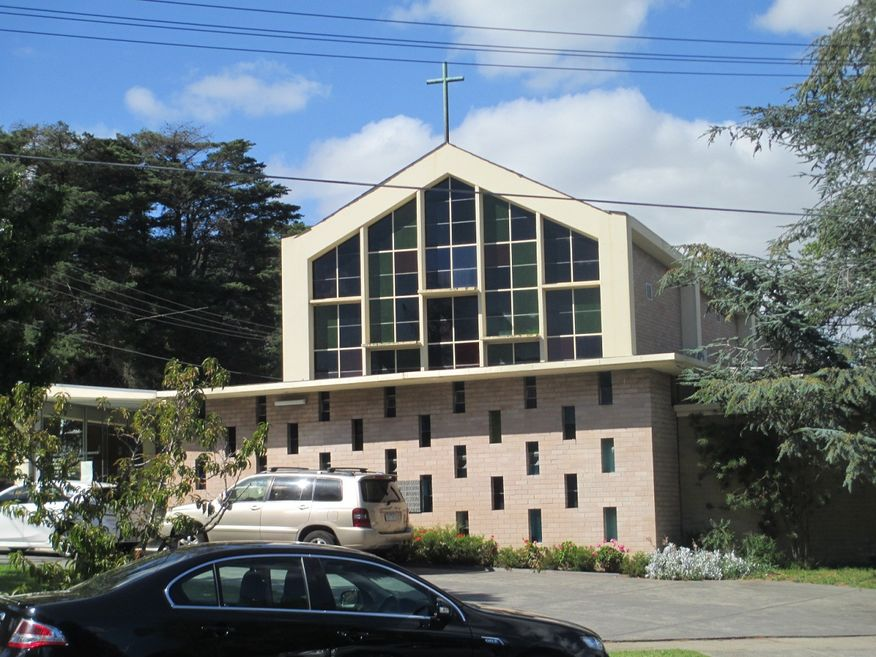 Mother of God Catholic Church