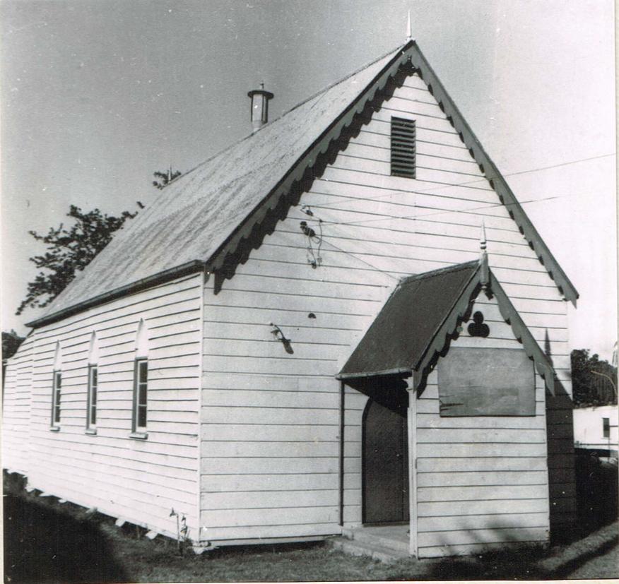 Mount Gravatt Congregational Church - Former