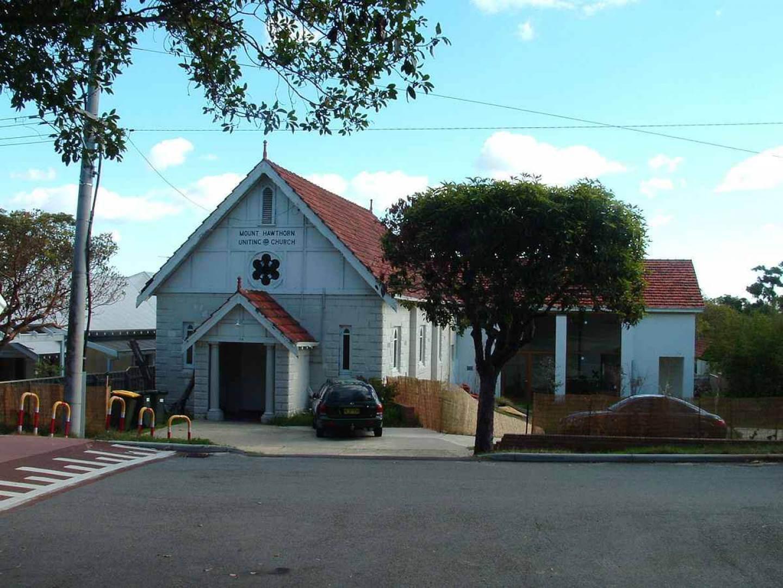 Mount Hawthorn Uniting Church - Former