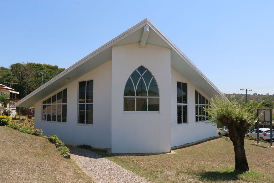 Mount Morgan Uniting Church