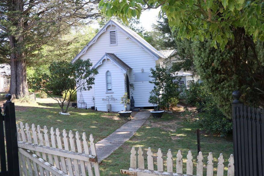 Mount Victoria Presbyterian Church - Former
