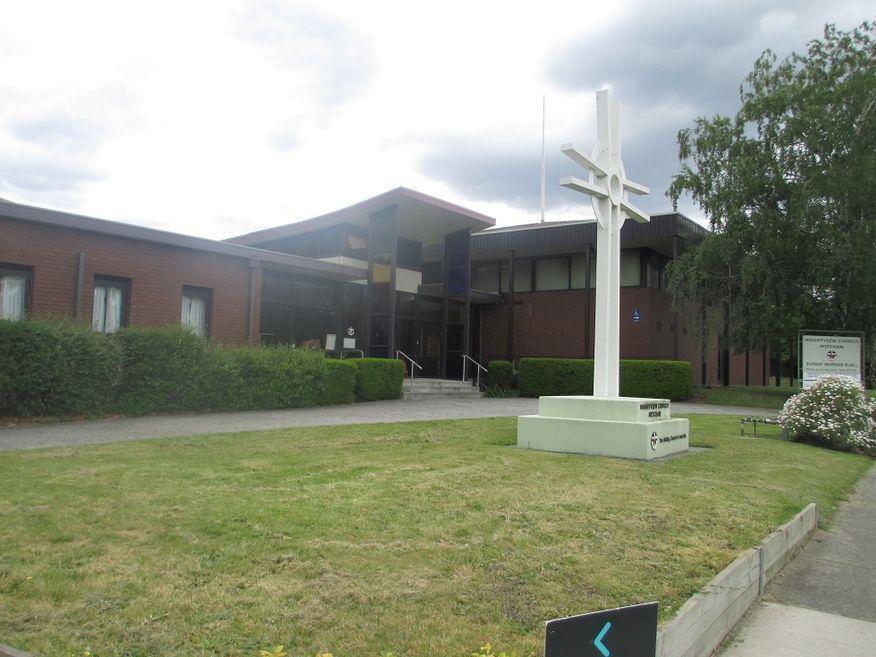 Mountview Church Mitcham