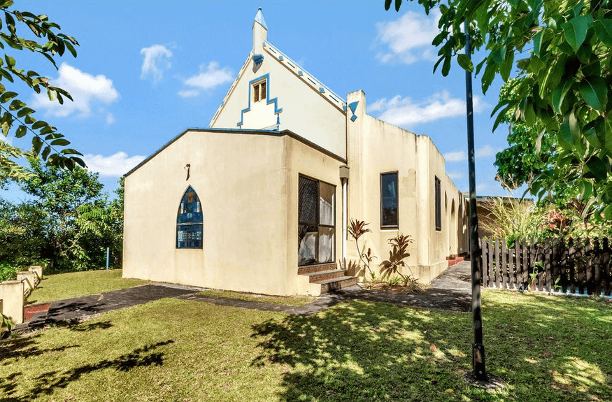 Mourilyan Road, East Innisfail Church - Former