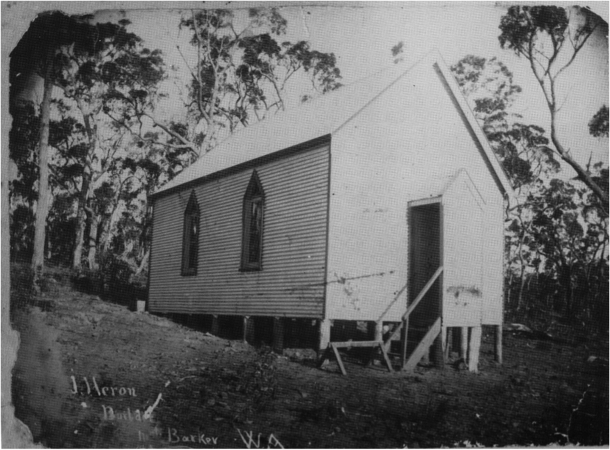 Mt Barker Baptist Church - Original Church