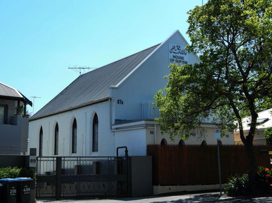 Mullens Street, Rozelle Church - Former