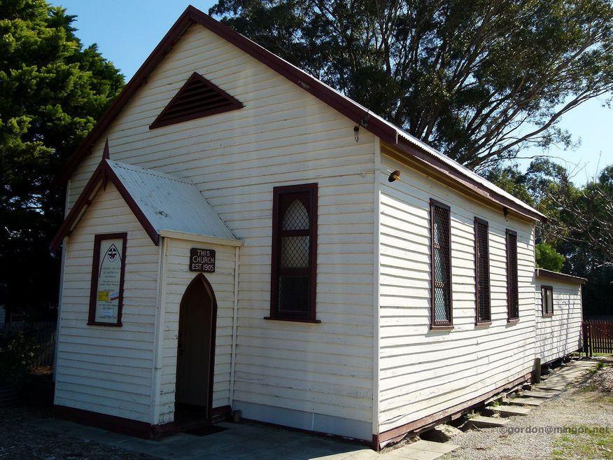 Mundijong & District Community Church