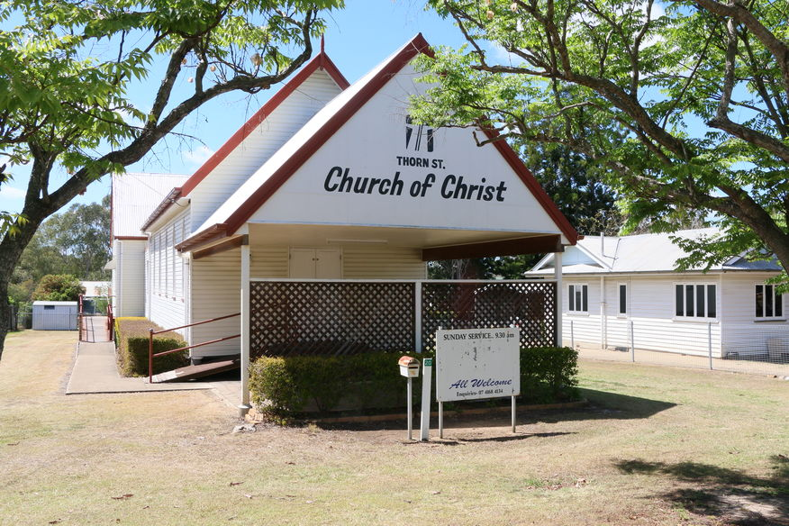 Murgon Church of Christ