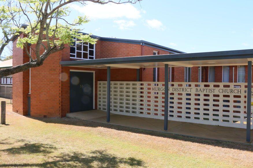 Murgon District Baptist Church