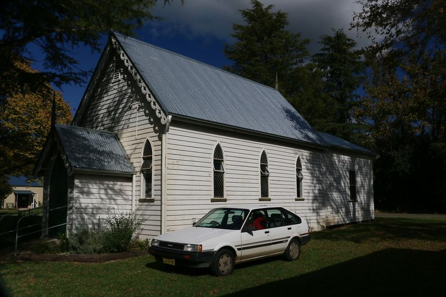 Murrurundi Presbyterian Church - Former