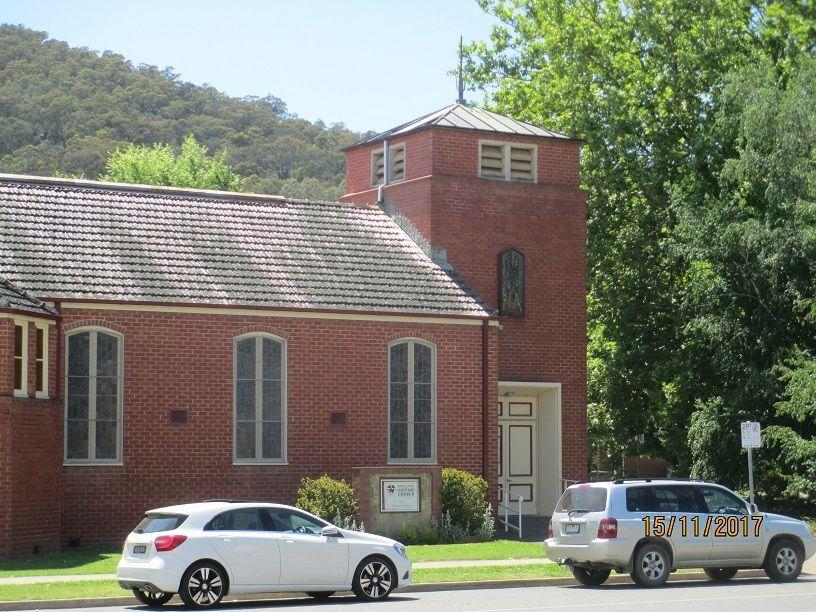 Myrtleford Uniting Church