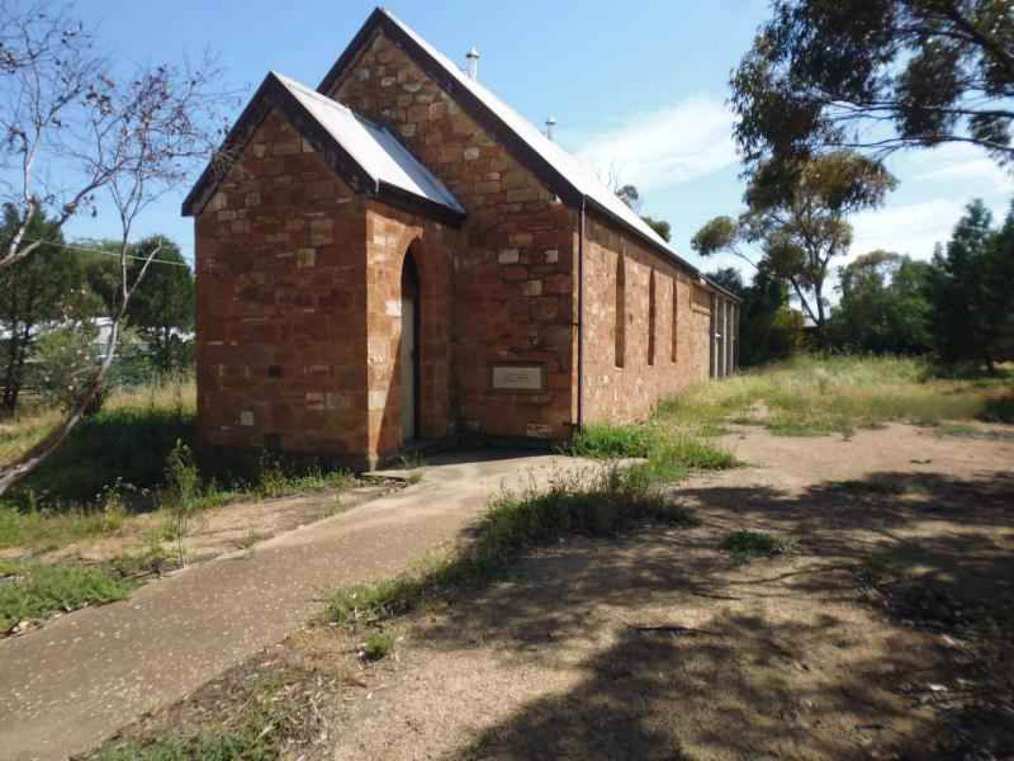 Napperby Uniting Church - Former