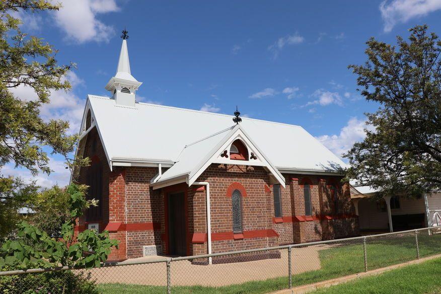 Narrabri Presbyterian Church