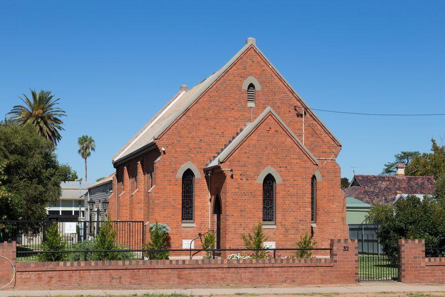 Narrandera Baptist Church - Former